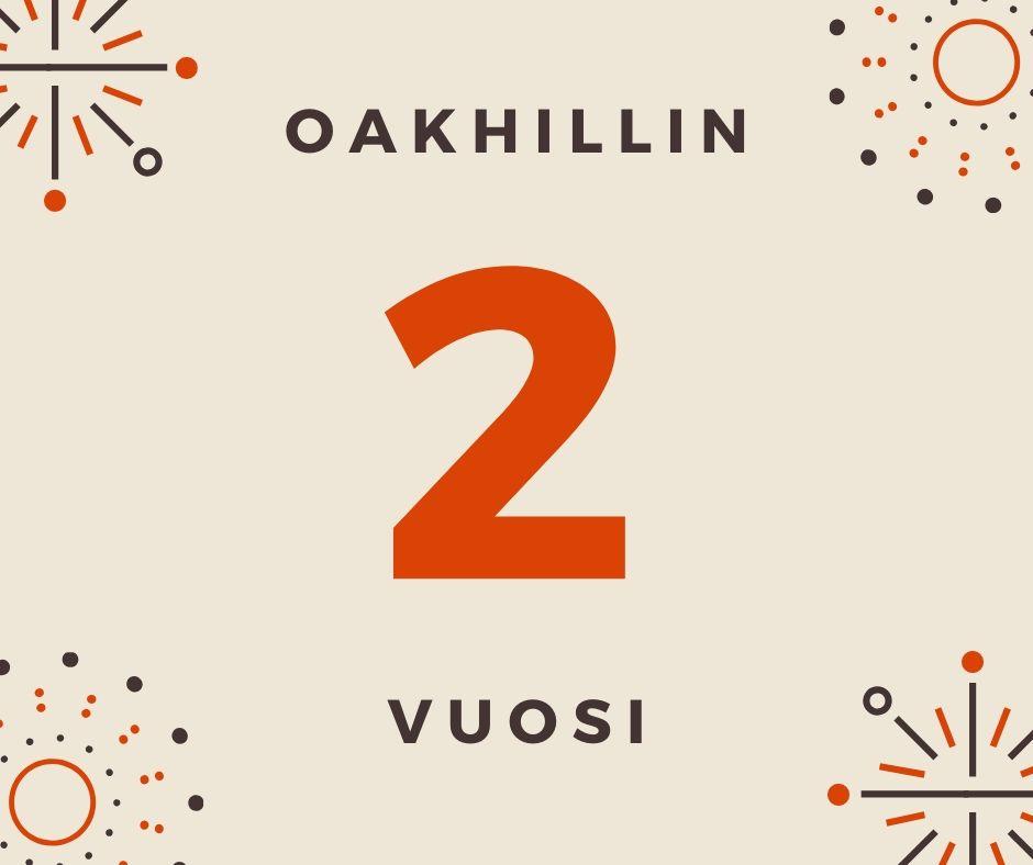 Oakhillin uudenvuoden lupaus