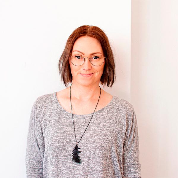 Kuvassa Oakhillin projektipäällikkö Laura Jalonen